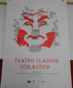 plakat medjunarodni festival pozorista