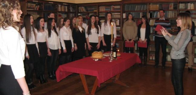 Хор Треће београдске гимназије