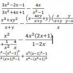 racionalni izrazi 3