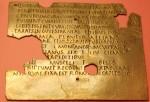 rimski natpis
