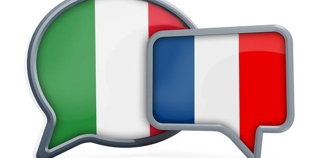 francuski italijanski